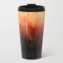 Hazed Forest Travel Mug