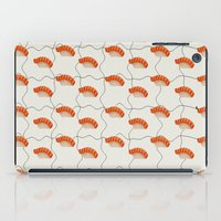 sushi iPad Cases featuring Sushi by [Oxz]