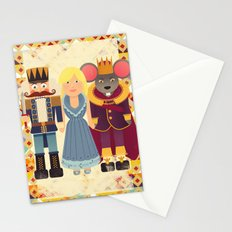 Nutcracker Stationery Cards