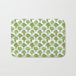 Broccoli - Formal Bath Mat