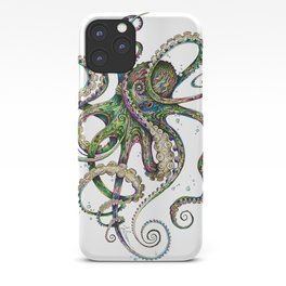 Octopsychedelia iPhone Case