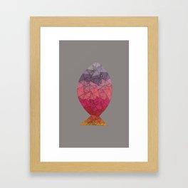rainbow fish II Framed Art Print
