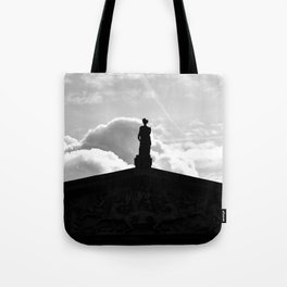 She on Top Tote Bag
