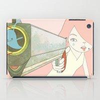 big bang iPad Cases featuring BIG BANG ♥ by PAUL PiERROt