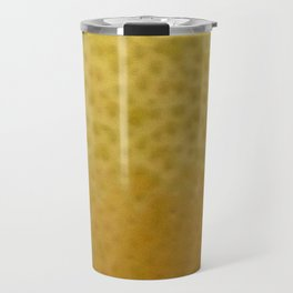 Lemon Skin Travel Mug