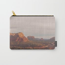 Sedona Arizona print. Vortex No. 3 Carry-All Pouch