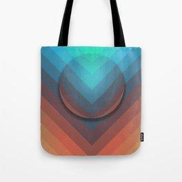 Surface To Swim Tote Bag