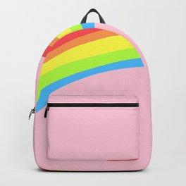 Rainbow Stripes 10 Backpack