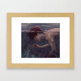 suho Framed Art Print