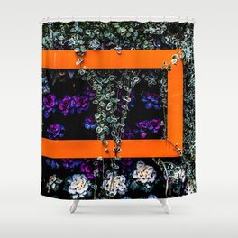 The Living Wall Shower Curtain
