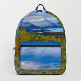 Matanuska_Glacier, Alaska - Autumn Backpack