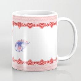 Sailor Mars Eyes Coffee Mug