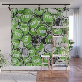 YES! Wall Mural