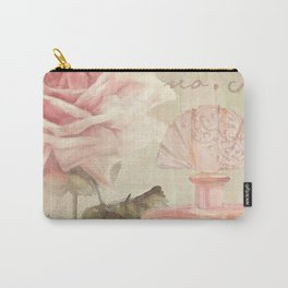 Perfume and Roses I Carry-All Pouch