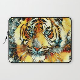AnimalArt_Tiger_20170607_by_JAMColorsSpecial Laptop Sleeve