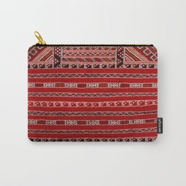 Tangier Traditional Handmade  Carry-All Pouch
