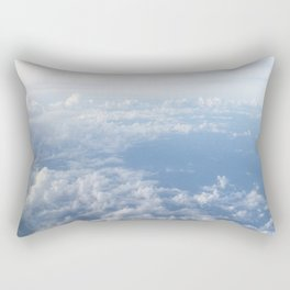 Above Clouds   Landscape Photography   Sky   Travel Rectangular Pillow