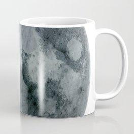Black full moon Coffee Mug