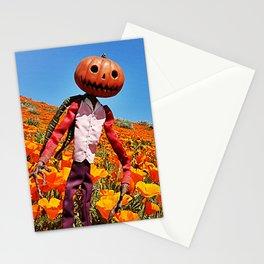 Jack Pumpkinhead Stationery Cards