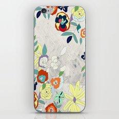 Saturday Florals iPhone & iPod Skin