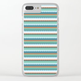 Cardigan Clear iPhone Case