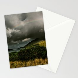 Galway Ireland Green Mountain Lake Stationery Cards