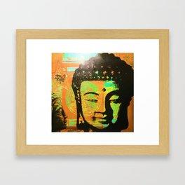Eastern Energy Framed Art Print