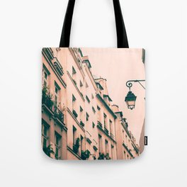 Paris Marais street Tote Bag
