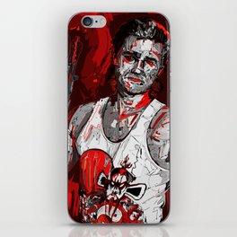 Jack Burton Tribute (Red Version) iPhone Skin