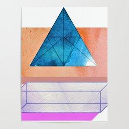 Athena Geometrics Poster
