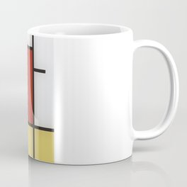 Piet Mondrian Coffee Mug