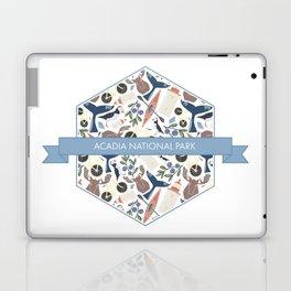 Acadia National Park Badge Laptop & iPad Skin