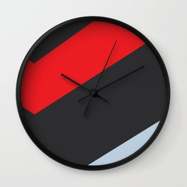 Hypnotzd Abstract #53 Wall Clock