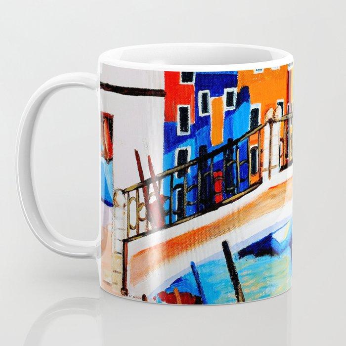 Colors of Venice Italy Coffee Mug