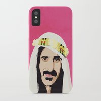 zappa iPhone & iPod Cases featuring ZAPPA! by f_e_l_i_x_x