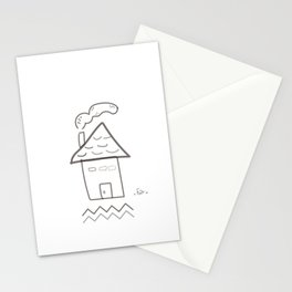Sweet Home Stationery Cards
