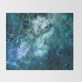 ε Aquarii Throw Blanket