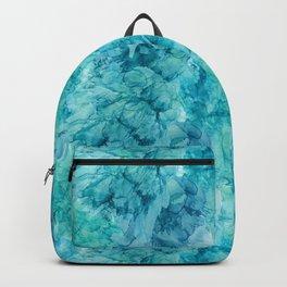 Dreams in Teal Backpack