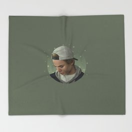 STARBOY Throw Blanket