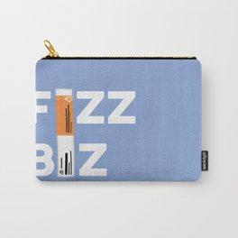 fizz biz orange Carry-All Pouch