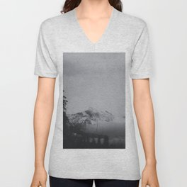 Frog in the montain Unisex V-Neck
