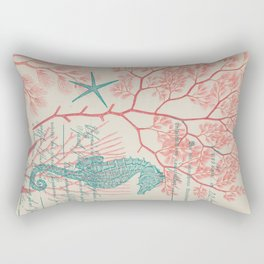 Sea Life 2  Rectangular Pillow