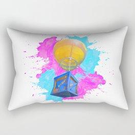 drop supply legendary watercolor Rectangular Pillow