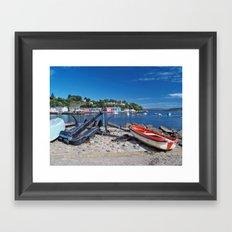 Tobermory Framed Art Print
