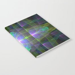 Alien Birth 1 Notebook