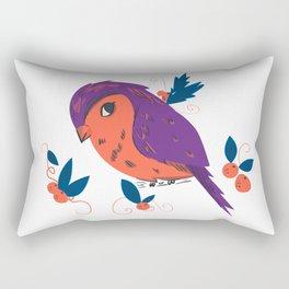 Eminence bird Rectangular Pillow