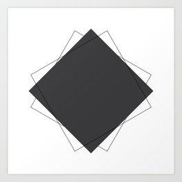 Geometry II Art Print