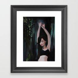 Skylark Framed Art Print
