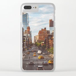 Highline View Clear iPhone Case