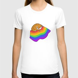 Pride Cat T-shirt
